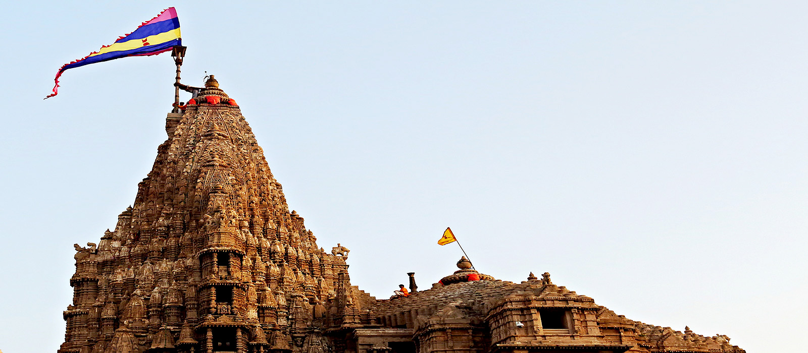 Dwarkadhish Temple
