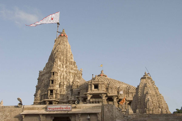 Car Rental from somnath to dwarka